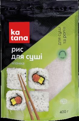 рис для суши японика 400 katana