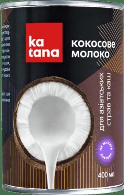 кокосовое молоко katana