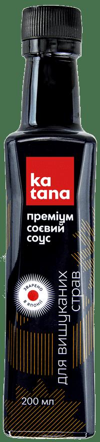 соевый соус премиум katana