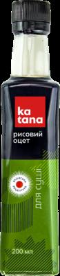 рисовый уксус katana