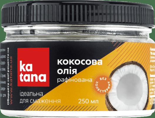 кокосовое масло katana