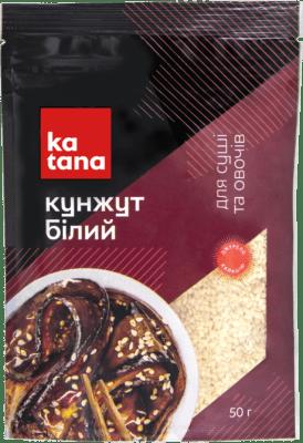 белый кунжут katana