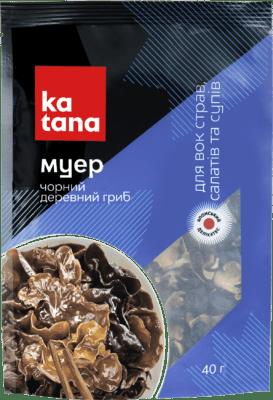 древесный гриб муер katana