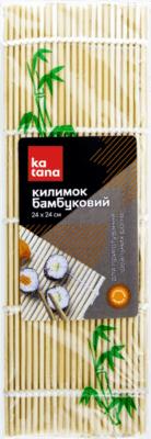 бамбуковый коврик katana