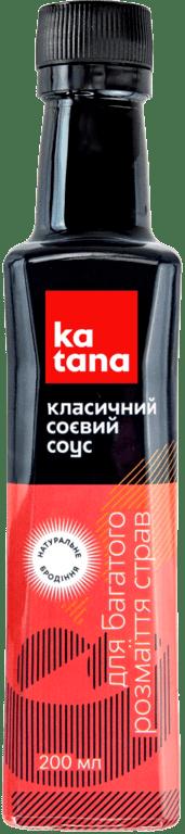 классический соевый соус 200 katana