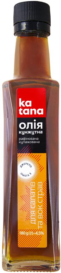 кунжутное масло katana