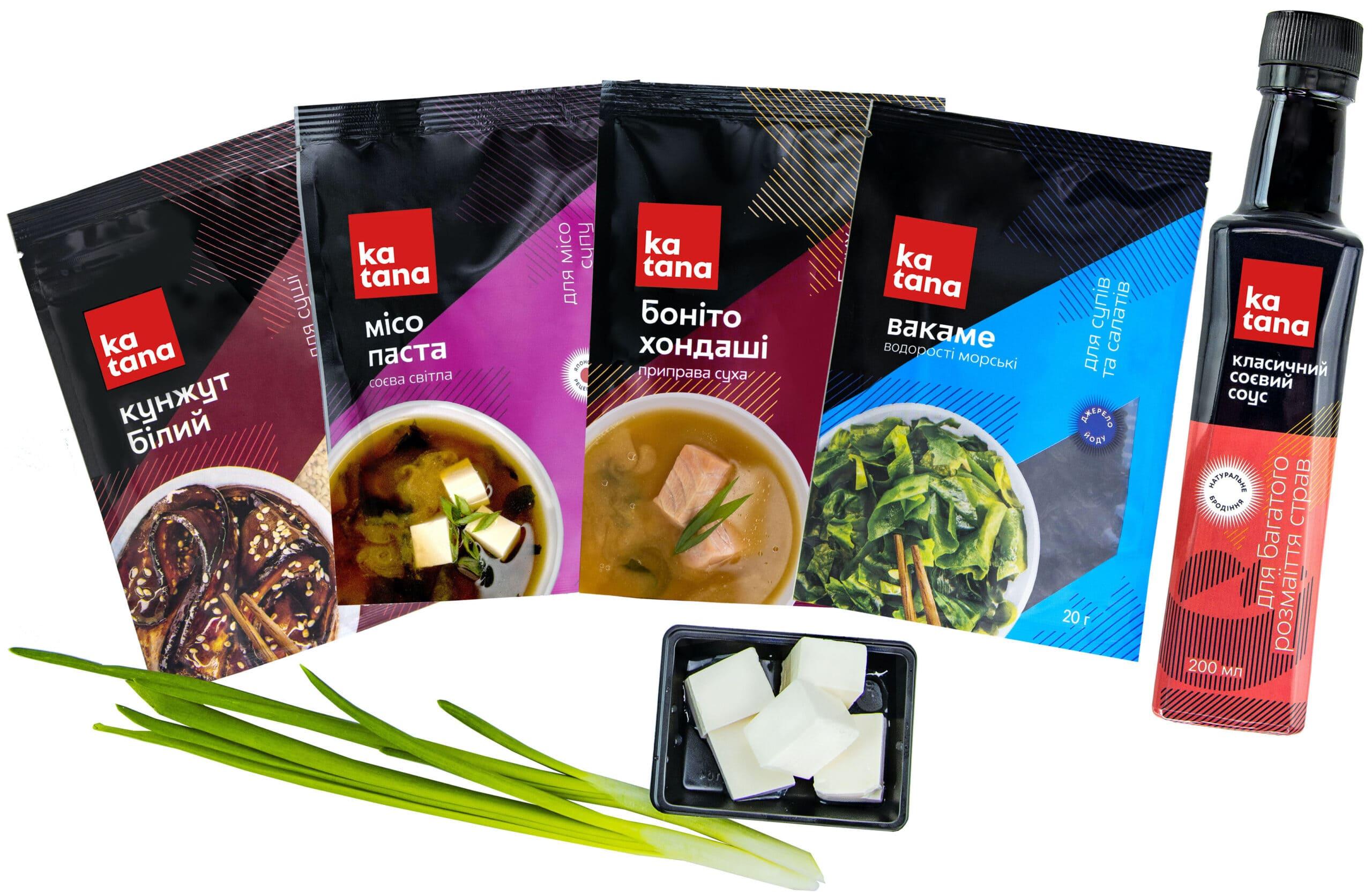 продукты katana