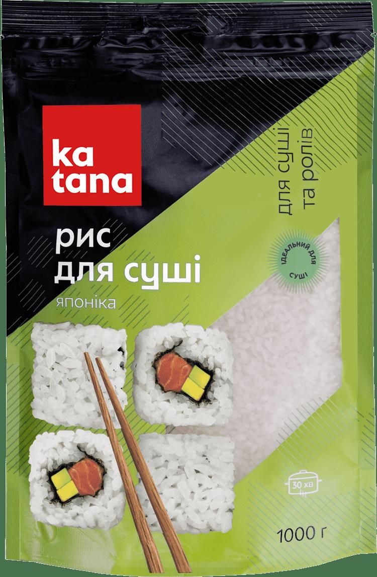 рис для суши японика 1000 katana