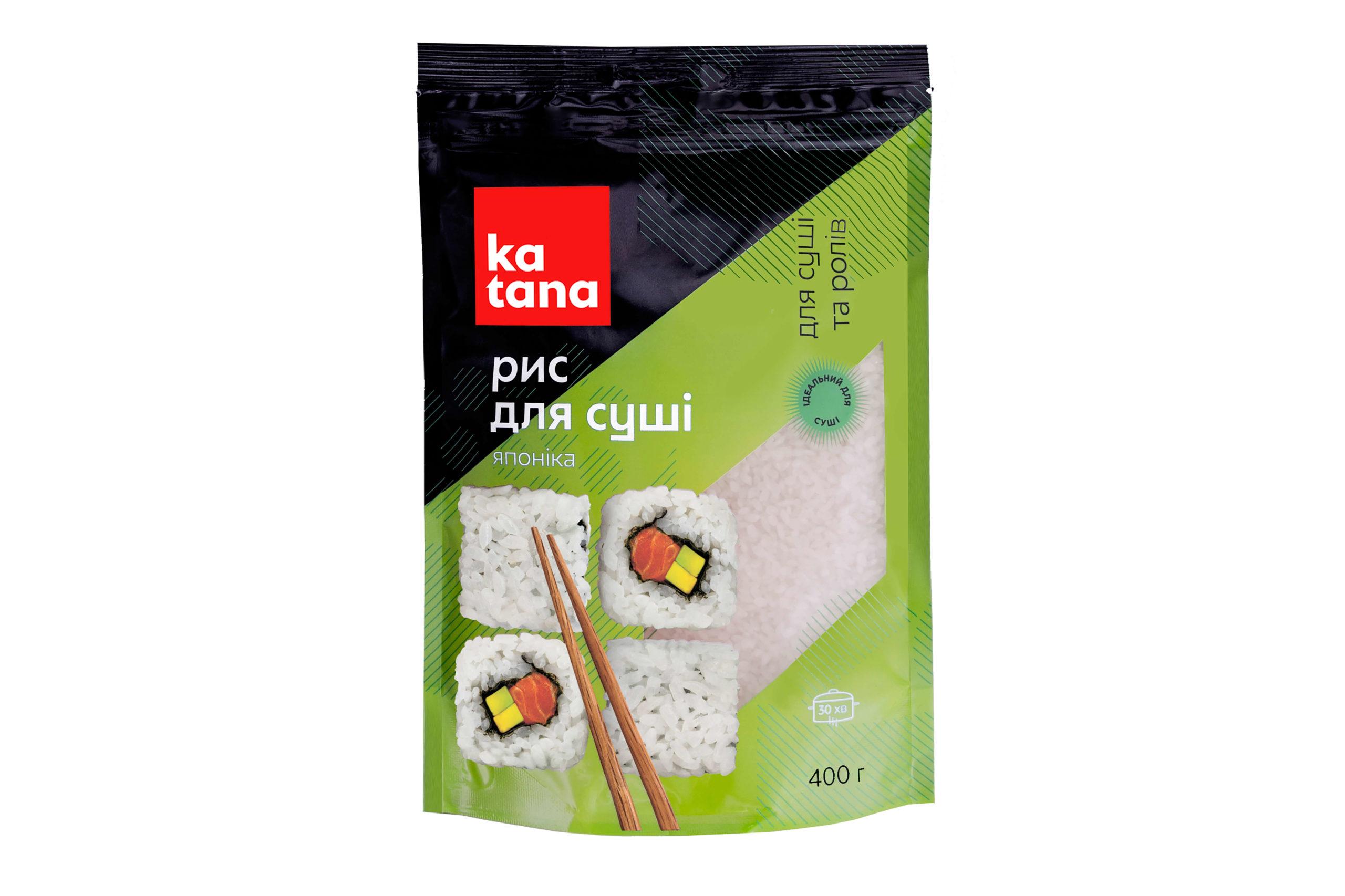 Рис для суши Японика Katana
