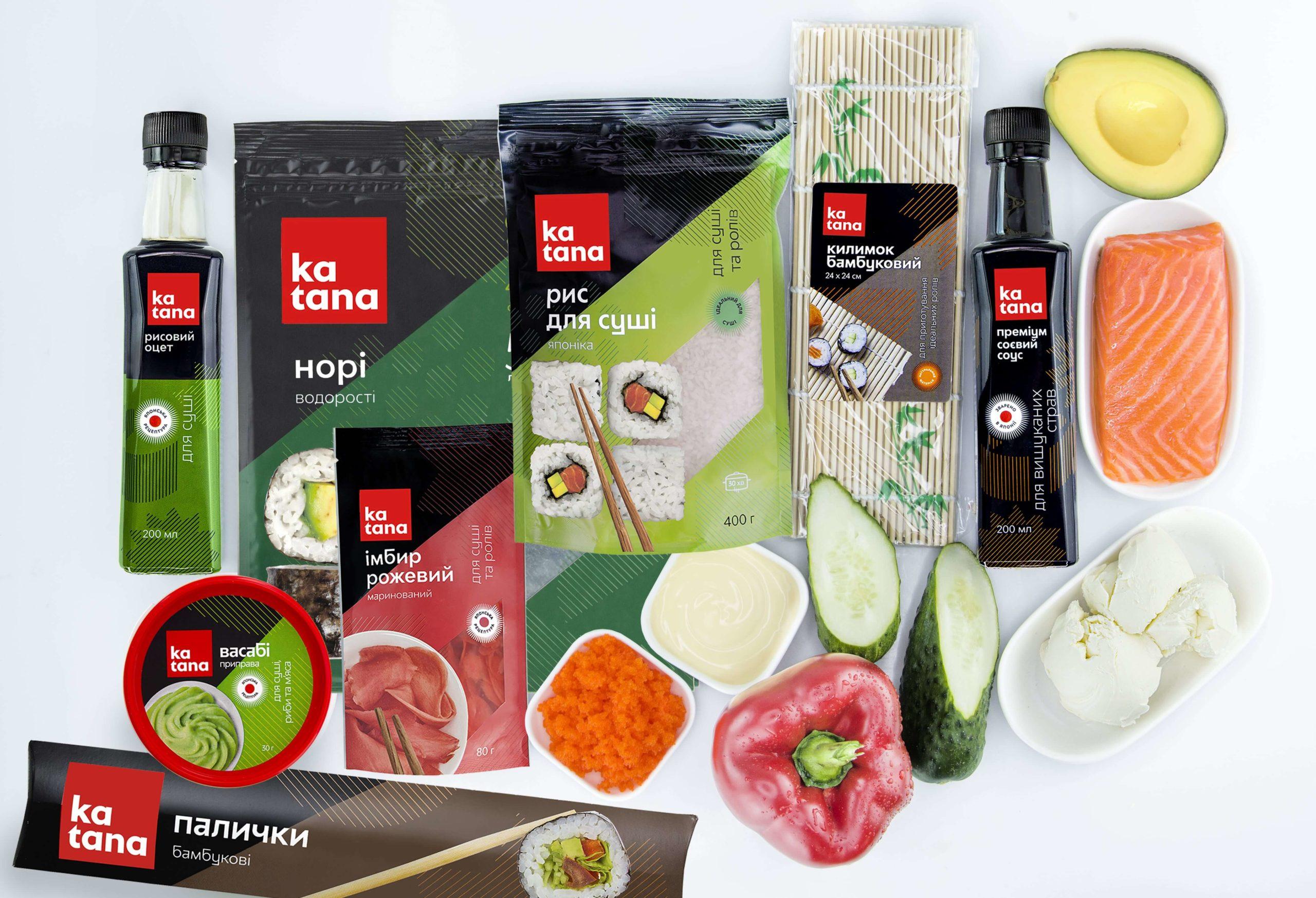 Ингредиенты Katana