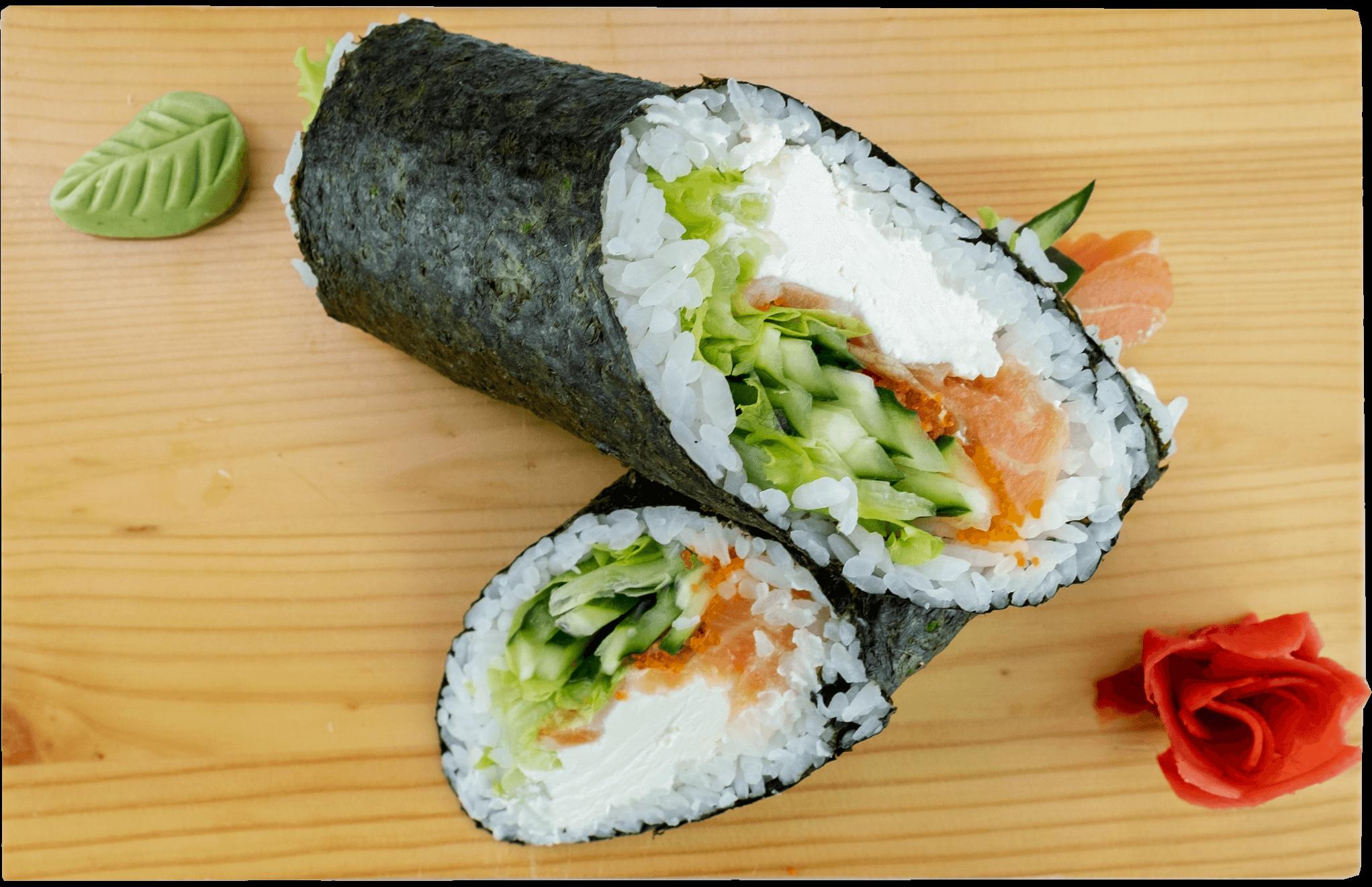 Суши буррито