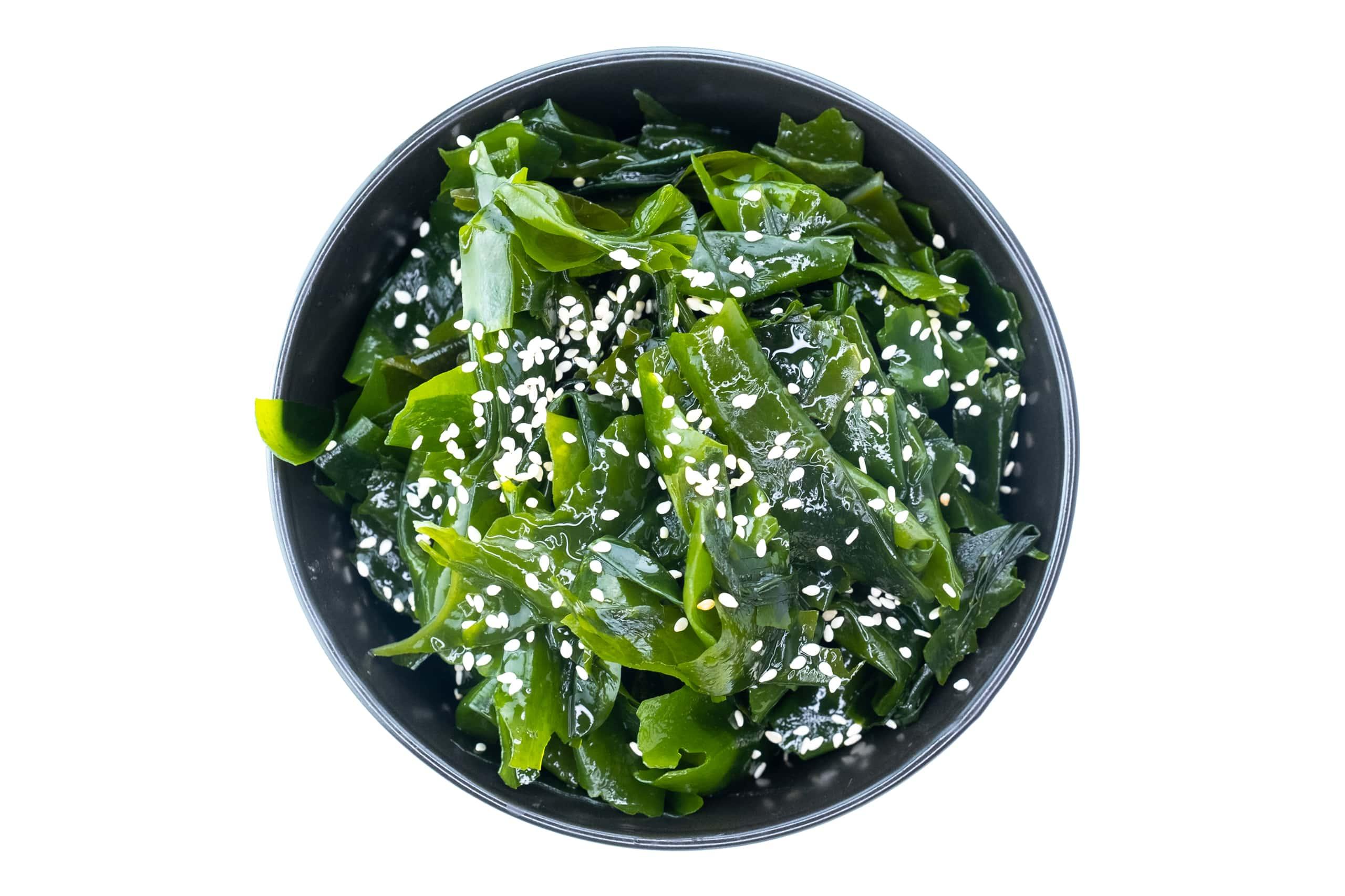 Рецепт салату Вакаме