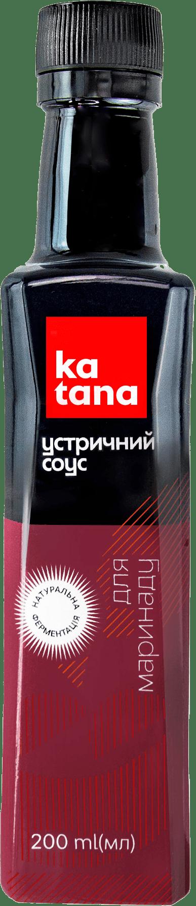 Устричний соус Katana