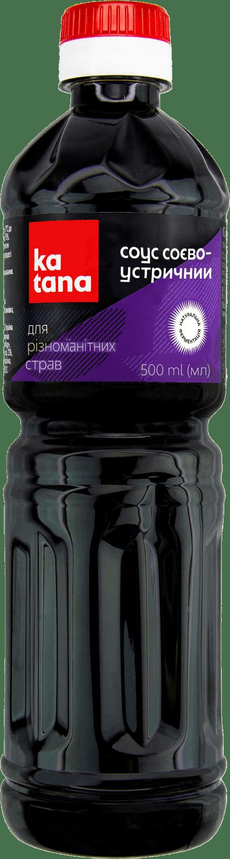 соус соево-устричный Katana