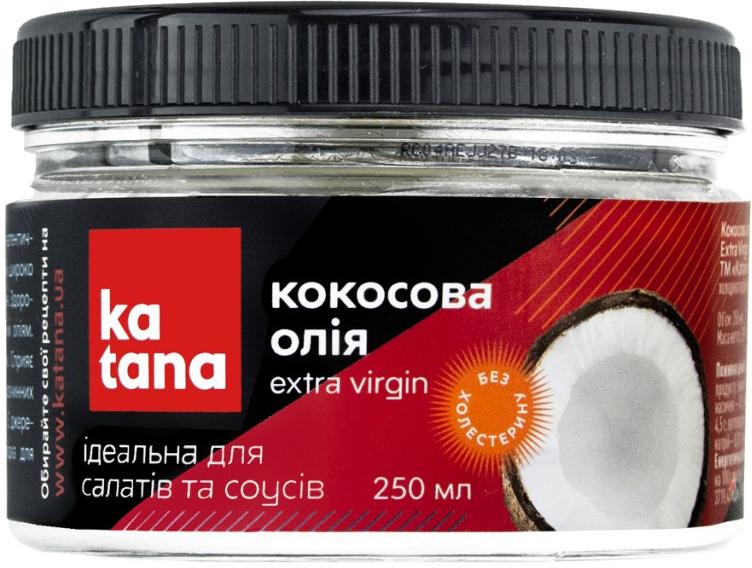 Кокосове масло «Extra virgin»